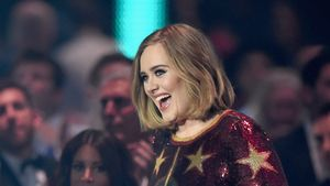Adele bei den Brit-Awards