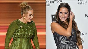 Adele und Sarah Lombardi