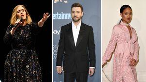 Adele/Justin Timberlake/Rihanna
