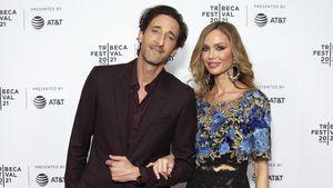 Erster Red Carpet: Adrien Brody liebt Weinsteins Ex-Frau