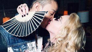 Hier gratuliert Madonna (61) ihrem Toyboy zum 26. Geburtstag