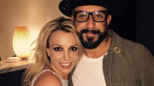 Total hot! Backstreet Boy gesteht Britney Spears seine Liebe