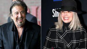"""""""Zu viel"""": Darum zerbrach Al Pacino und Diane Keatons Liebe"""