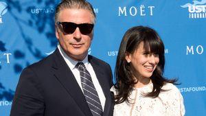Alec Baldwin mit seiner Frau Hilaria