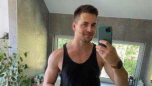 Elf Kilo in einem Monat: Alexander Klaws hat Muckis zugelegt