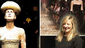 Alexander McQueen: Herbststurm auf dem Catwalk