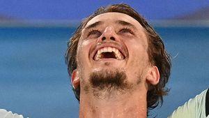 Tennisstar Alexander Zverev holt Goldmedaille bei Olympia!