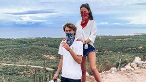 So ist der erste Liebesurlaub von GNTM-Brenda und ihrem Alex