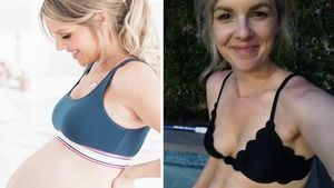US-Bachelorette Ali postet ehrliches After-Baby-Bauch-Pic!