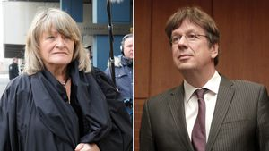 Wetterumschwung: Kachelmann crasht Alice Schwarzers Vortrag!