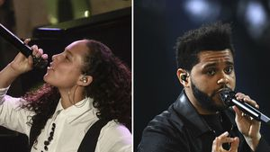 Alicia Keys und The Weeknd