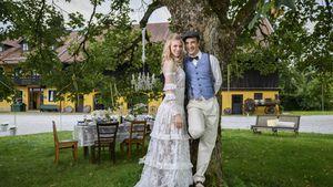 """""""Sturm der Liebe""""-Aus für Larissa Marolt & Sebastian Fischer"""