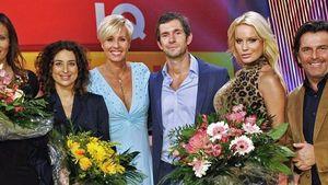 Gina-Lisa Lohfink, Sonja Zietlow, Roberta Bieling und Thomas Anders