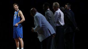 NBA-Star Dirk Nowitzki: Wird er bald zum 3. Mal Vater?