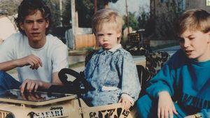 Paul Walker: Bilder aus längst vergangenen Zeiten
