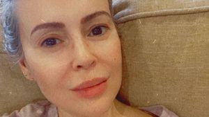Seit sechs Monaten: Alyssa Milano leidet unter Corona-Folgen
