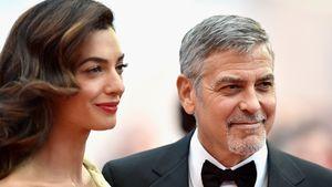 Amal und George Clooney bei den Filmfestspielen in Cannes