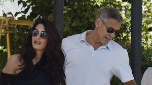 George Clooney schwärmt: Tochter Ella so schön wie Amal!