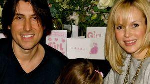 Amanda Holden zeigt ihr süßes Töchterchen