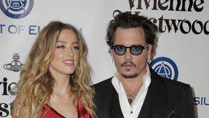Amber Gewalt-Vorwürfe: Johnny Depp zieht sie vor Gericht!