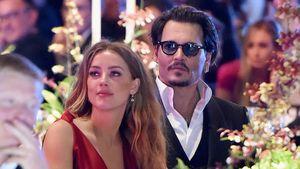 SMS aufgetaucht: Wollte Amber Ehe mit Johnny Depp retten?