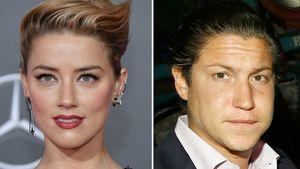Auf Auto-Rücksitz: Schnabelt Amber Heard jetzt mit Vito?