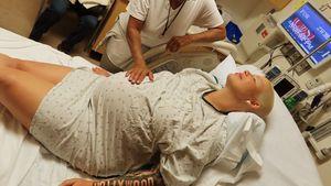 Kurz nach Geburt: Reality-Star Amber Rose teilt Wehen-Bilder