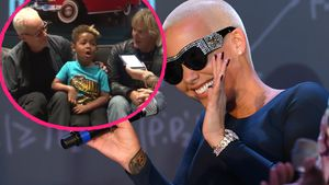Supersweet: Amber Rose' Sohn singt mit... äh... Chicago?!