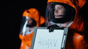 "Amy Adams im Film ""Arrival"""