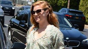 Hochschwanger? Amy Adams überrascht mit XXL-Baby-Kugel!