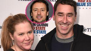 Amy Schumer lebt mit Mann und Ex-Freund unter einem Dach!