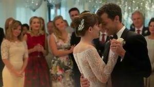 """Traum-Po in Traumkleid: """"Fifty Shades""""-Ana als heiße Braut"""