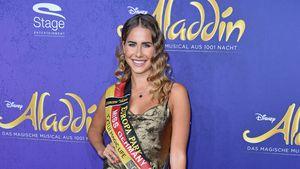 Trotz Kritik an Miss Germany: Ex-Siegerin trägt alte Schärpe