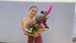 Anastasiya Avilova hat ihren Einbürgerungstest bestanden
