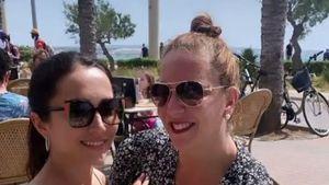 Achtung Ennesto: Danni Büchner und Anastasiya treffen sich