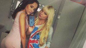 Popo-Show! CtM-Anastasiya und Miriam im Selfiewahn