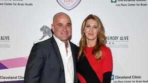 Zweite Hochzeit mit Andre Agassi? Steffi Graf dementiert es!