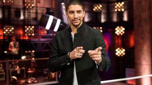 """Andreas Bourani beim Photocall für die 6. Staffel von """"The Voice"""""""