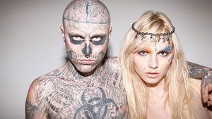 Zombie Boy machts jetzt mit Mann/Frau-Model Andrej