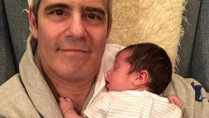 Für sein Baby: Andy Cohen hat mit dem Kiffen aufgehört