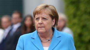 Zum dritten Mal: Angela Merkel zittert bei Empfang erneut