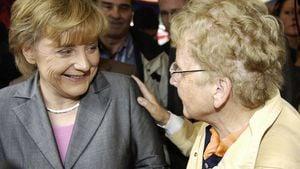 Kanzlerin Angela Merkel in Trauer: Ihre Mutter ist gestorben