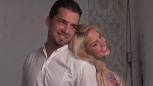 Angelina Heger und Christoph Ghesquier