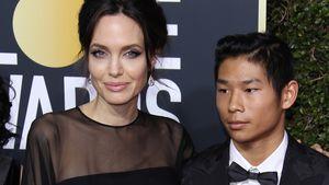 Mama-Sohn-Date: Angelina Jolie bringt Pax zu Golden Globes