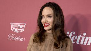"""""""Holt verlorene Zeit auf"""": Angelina Jolie genießt Dating!"""