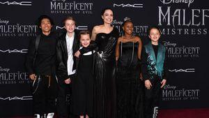 """Angelina Jolie: Gesundheitskrise ist für Kinder """"einengend"""""""