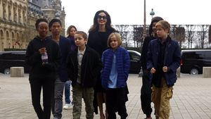 Angelina Jolies Kids enttäuscht: Sie wollen Papa Brad zurück