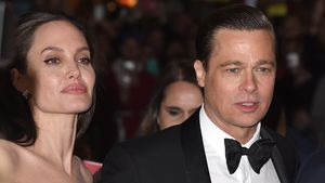Angelina Jolie und Brad Pitt 2015 in Hollywood