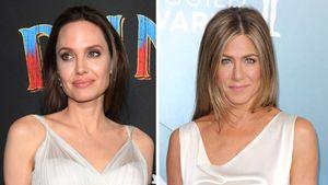 Angelina Jolie knackt Jennifer Anistons Instagram-Rekord