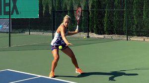 Krisen-Jahr 2017: Das nimmt Tennis-Star Angelique Kerber mit